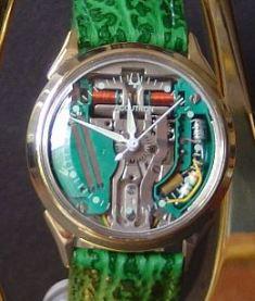 bracelet bulova sur mesure